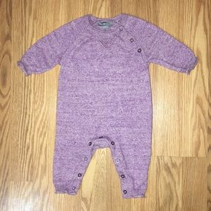 Baby Gap sweater one piece size 0-3 months